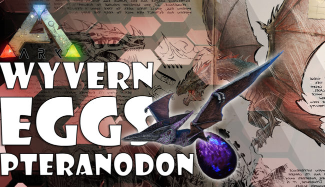 Stealing Wyvern Eggs   ARK Ragnarok Official